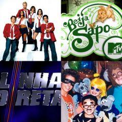 Relembre 12 programas dos anos 2000 que deixaram muita saudade