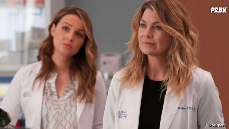 """""""Grey's Anatomy"""", a 17ª temporada: Krista Vernoff não queria falar sobre Covid-19 na série"""