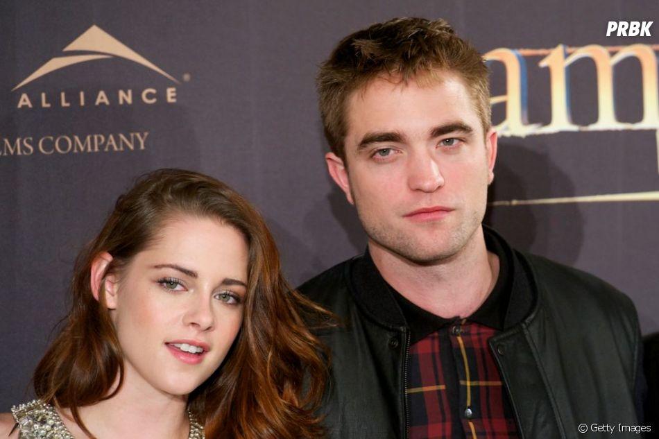 Kristen Stewart e Robert Pattinson foram acusados de terem um namoro de fachada