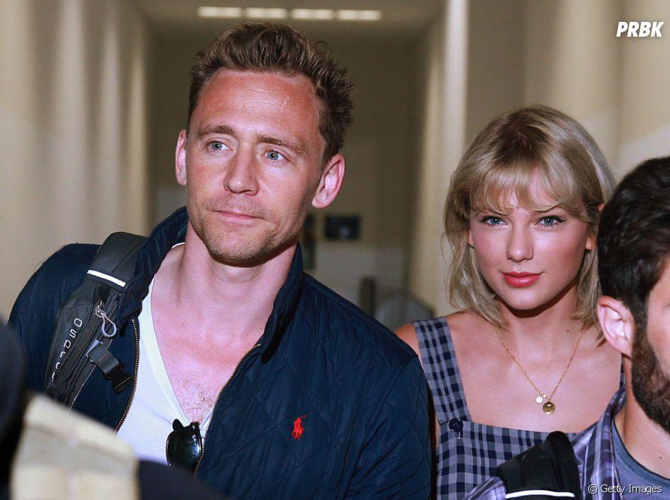 Quem aí se lembra de Taylor Swift e Tom Hiddleston? Esse casal também era supostamente de fachada
