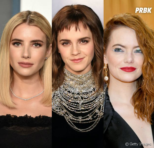 Teste: você é mais Emma Roberts, Emma Watson ou Emma Stone?