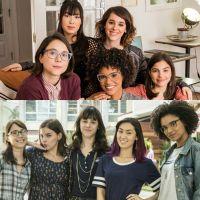 """Qual mistura da versão adolescente com a adulta das protagonistas de """"As Five"""" você é?"""