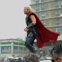 """Filme """"Os Vingadores: Era de Ultron"""" libera novo clipe com cenas de bastidores"""