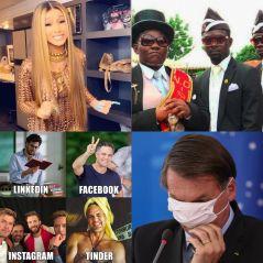 Estes 20 memes são os melhores e mais famosos de 2020