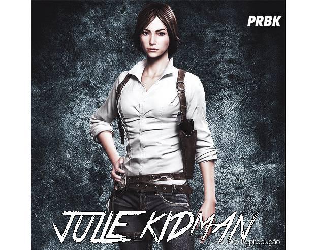 "Juli Kidman será a personagem jogável de 2 DLCS de ""The Evil Within"""