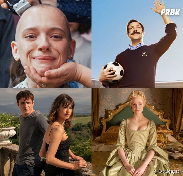"""""""Nada Ortodoxa"""", """"Normal People"""", """"Ted Lasso"""", """"The Great"""" e mais: 10 séries do Globo de Ouro 2021 para você maratonar"""