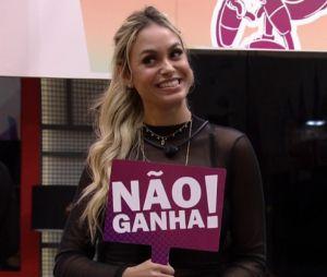 """""""BBB21"""": Sarah diz que gosta do Bolsonaro e perde popularidade no jogo"""