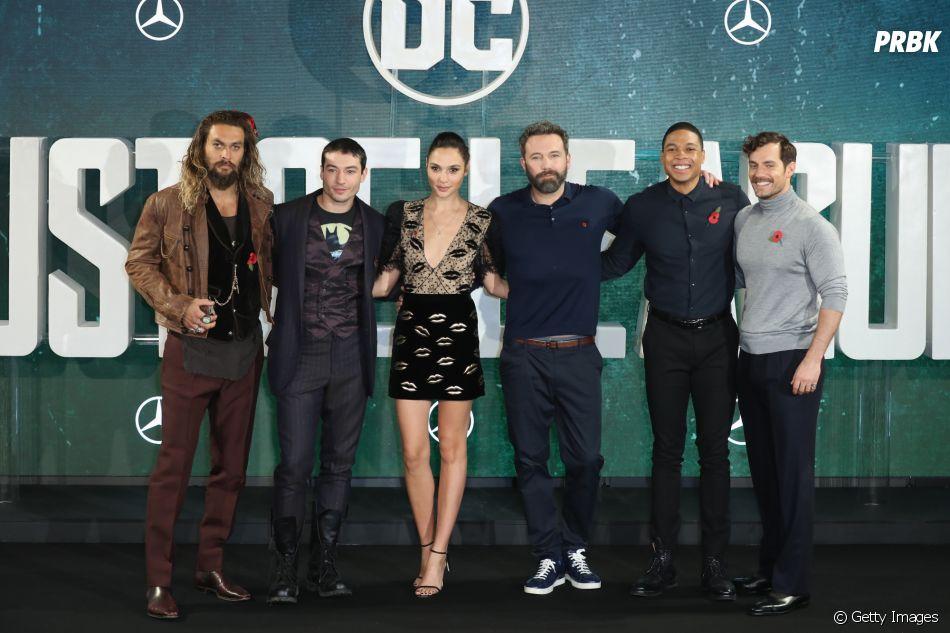 """""""Liga da Justiça"""": filme de 2017 ganha nova versão pela HBO Max. Veja os spoiler"""