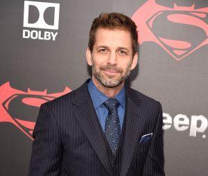"""Zack Snyder foi responsável por """"Homem de Aço"""", """"Batman vs Superman: A Origem da Justiça"""" e """"Liga da Justiça"""""""