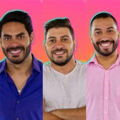 """Quem sai no próximo paredão do """"BBB21"""": Rodolffo, Caio ou Gilberto?"""