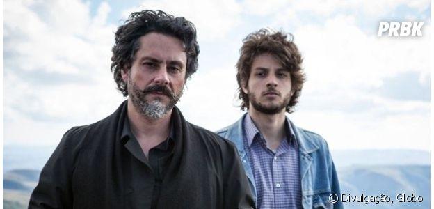 """""""Império"""": José Alfredo é interpretado por Chay Suede e Alexandre Nero"""