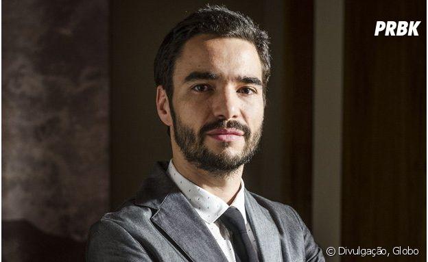 """Império"": Caio Blat interpreta o ganancioso José Pedro"