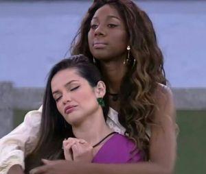 """""""BBB21"""": Camilla de Lucas e Juliette se aproximaram bastante ao longo do programa"""