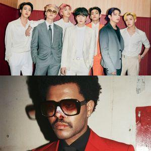 Com BTS e The Weeknd, veja quem vai se apresentar no Billboard Music Awards 2021