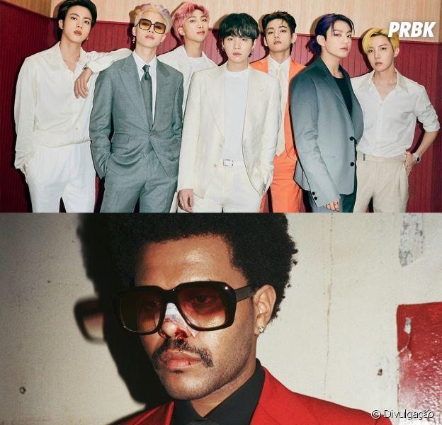Com BTS e The Weeknds, veja a lista de performances do Billboard Music Awards 2021