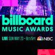 O Billboard Music Awards 2021 acontece no dia 23 de maio, domingo