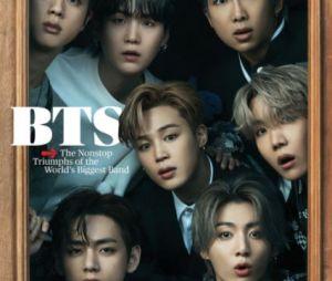 BTS estampa capa da revista Rolling Stone