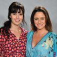 """""""A Vida da Gente"""": a relação entre Manuela (Marjorie Estiano) e Ana (Fernanda Vasconcelos) é o ponto principal da novela"""