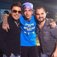 MC Guime faz parceria com Zezé di Camargo e Luciano! Vem coisa boa aí?!