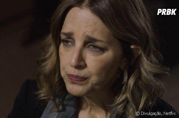 """""""Quem Matou Sara?"""": Mariana (Claudia Ramirez) assusta e impressiona na 2ª temporada"""