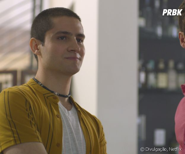 """""""Quem Matou Sara?"""": Nicandro (Martin Saracho) é um dos personagens que surpreendem na 2ª temporada"""