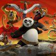 """Todos os filmes de """"Kung Fu Panda"""" foram produzidos pela DreamWorks Animation"""