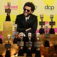 The Weenkd foi o grande vencedor do Billboard Music Awards 2021, com 10 prêmios