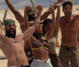 """""""No Limite"""": equipe Calango vence mais uma Prova do Privilégio, no terceiro episódio da temporada"""