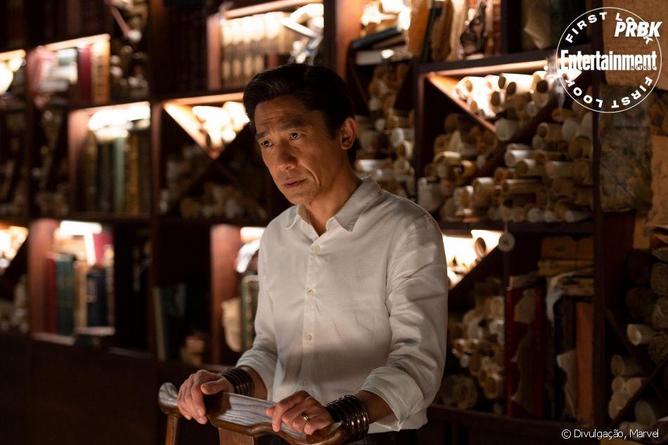 """""""Shang-Chi e a Lenda dos Dez Anéis"""", onovo filme da Marvel, irá apresentar uma nova versão do vilão Mandarim"""