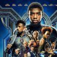 """""""Pantera Negra"""" foi o único filme do estúdio protagonizado por uma pessoa negra."""