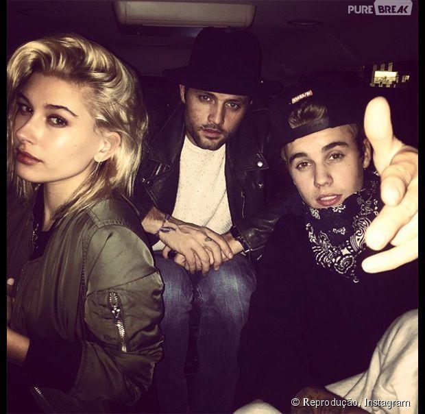 Justin Bieber e Hailey Baldwig estariam juntos