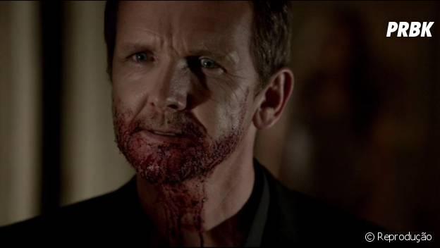 """Sebastian Roché é o malvado Mikael em """"The Originals"""""""