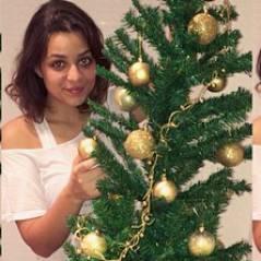 """Maria Luiza, a Mari de """"Malhação"""", fala sobre festas de fim de ano: """"Natal é com a família""""!"""
