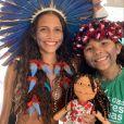 Alice Pataxó é um símbolo para jovens indígenas e acredita que pequenos detalhes das características de alguém não diminui em nada o seu pertencimento e sua descendência indígena