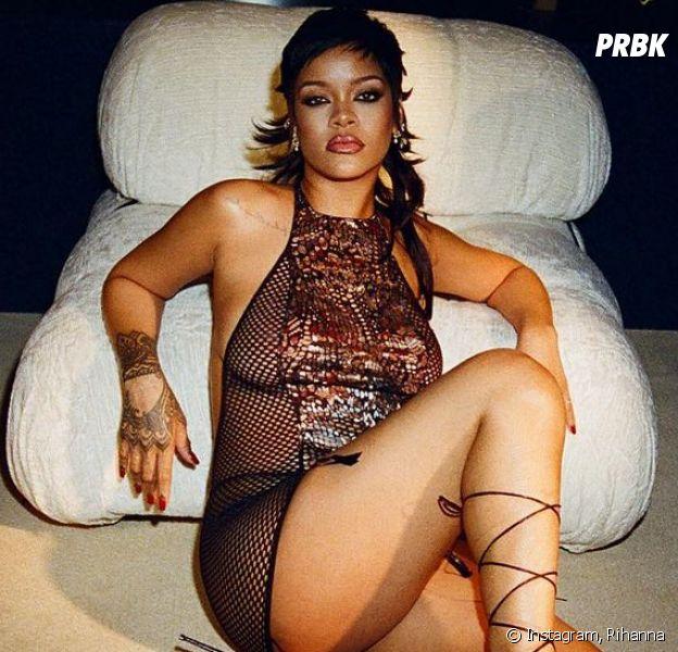 """Rihanna promete expandir a inclusão no """"Savage X Fenty Show"""""""