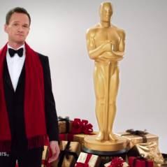 Oscar 2015: teaser mostra Neil Patrick Harris sugerindo um presente de Natal nada tradicional