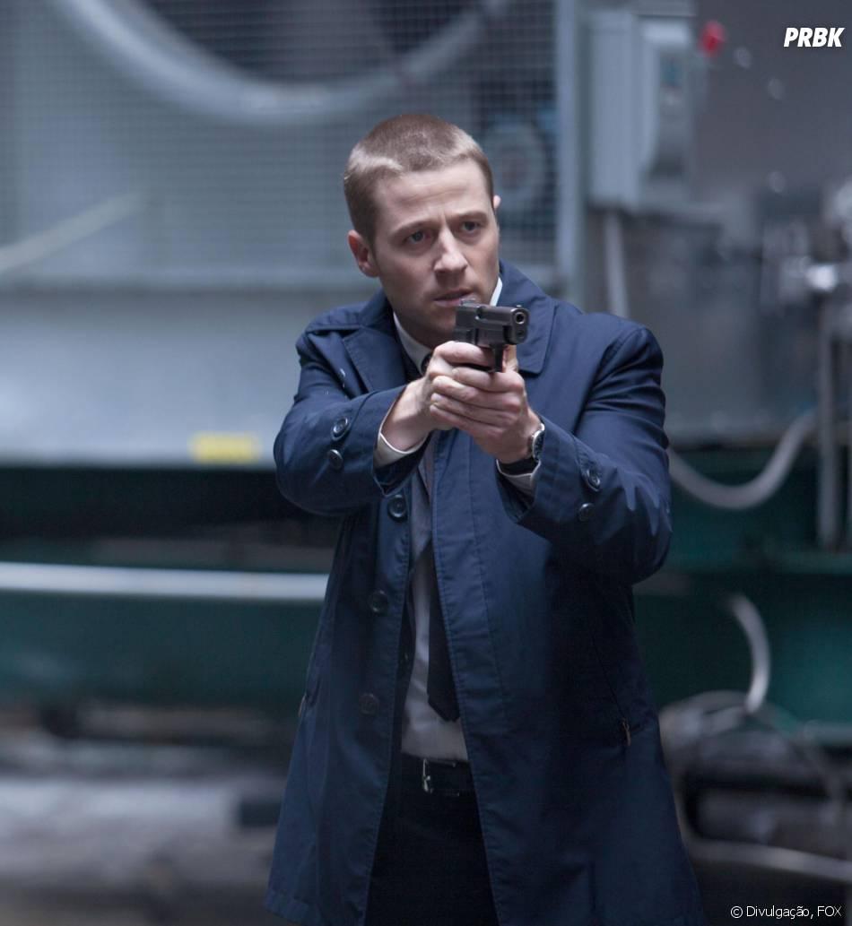 """A estreante """"Gotham"""" também aparece entre as séries mais pirateadas do ano, com 3,2 milhões de downloads ilegais"""