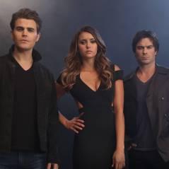 """Em """"The Vampire Diaries"""": novo poster traz Elena (Nina Dobrev), Damon (Ian Somerhalder) e Stefan!"""