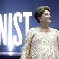 Posse da zoeira: Dilma Rousseff usa modelito complicado e a internet explodiu de memes!