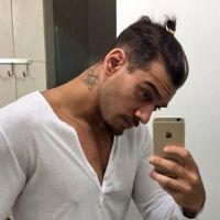 Lucas Lucco posta foto com novo visual, é criticado e faz zoeira no Twitter!