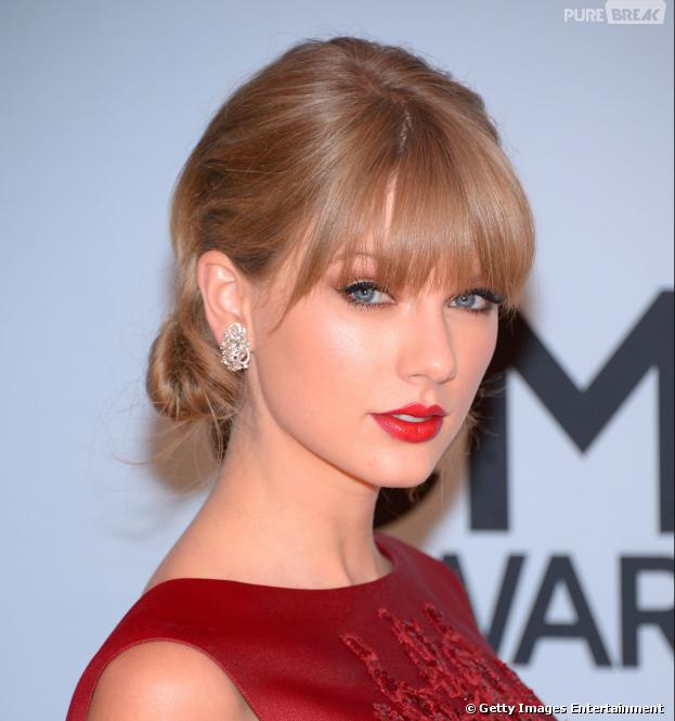 Taylor Swift se apresentará noVictoria's Secret Fashion Show 2013!