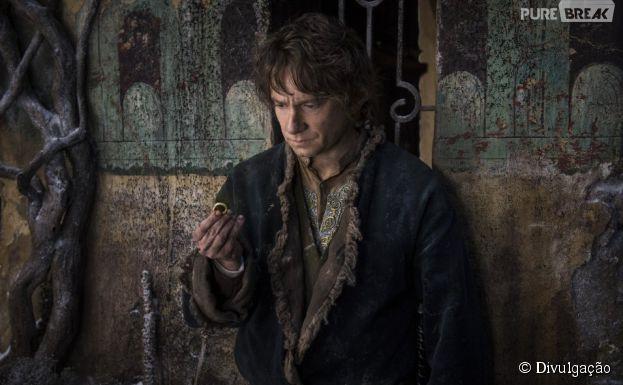 """""""O Hobbit: A Batalha dos Cinco Exércitos"""" se mantém na liderança da bilheteria norte-americana"""