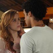 """Novela """"Alto Astral"""": Gaby (Sophia Abrahão) e Emerson (Sérgio Malheiros) quase se beijam !"""