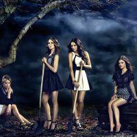 """Em """"Pretty Little Liars"""": na 5ª temporada, faca ensanguentada aparece do nada e assusta todo mundo!"""