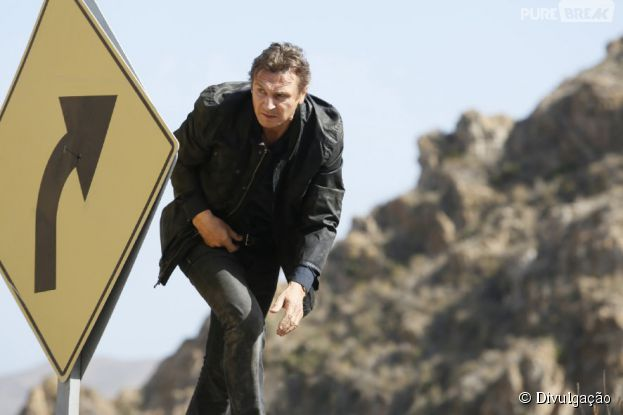 """""""Busca Implacável 3"""" gira em torno do ex-agente do governo norte-americano Bryan Mills (Liam Neeson)"""