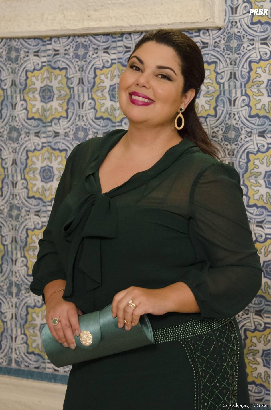 Perséfone (Fabiana Karla) toda produzida!