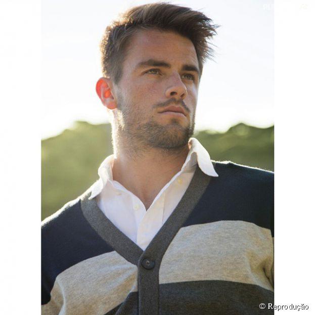 """Com porte de modelo, Rafael, de 21 anos, entra pro """"BBB15"""""""