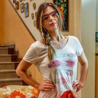 """Giovanna Lancellotti se inspira em amiga invejosa para interpretar a Bélgica, em """"Alto Astral"""""""