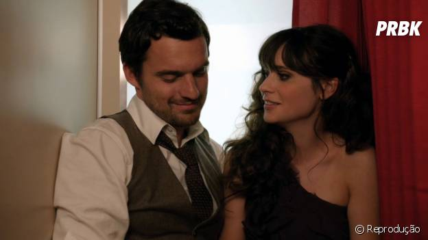 "Em ""New Girl"", Jess (Zooey Deschanel) e Nick (Jake Johnson) terminaram"