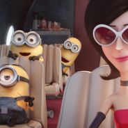 "De ""Minions"": Dublada por Sandra Bullock, vilã Scarlet Overkill é estrela de novo trailer!"
